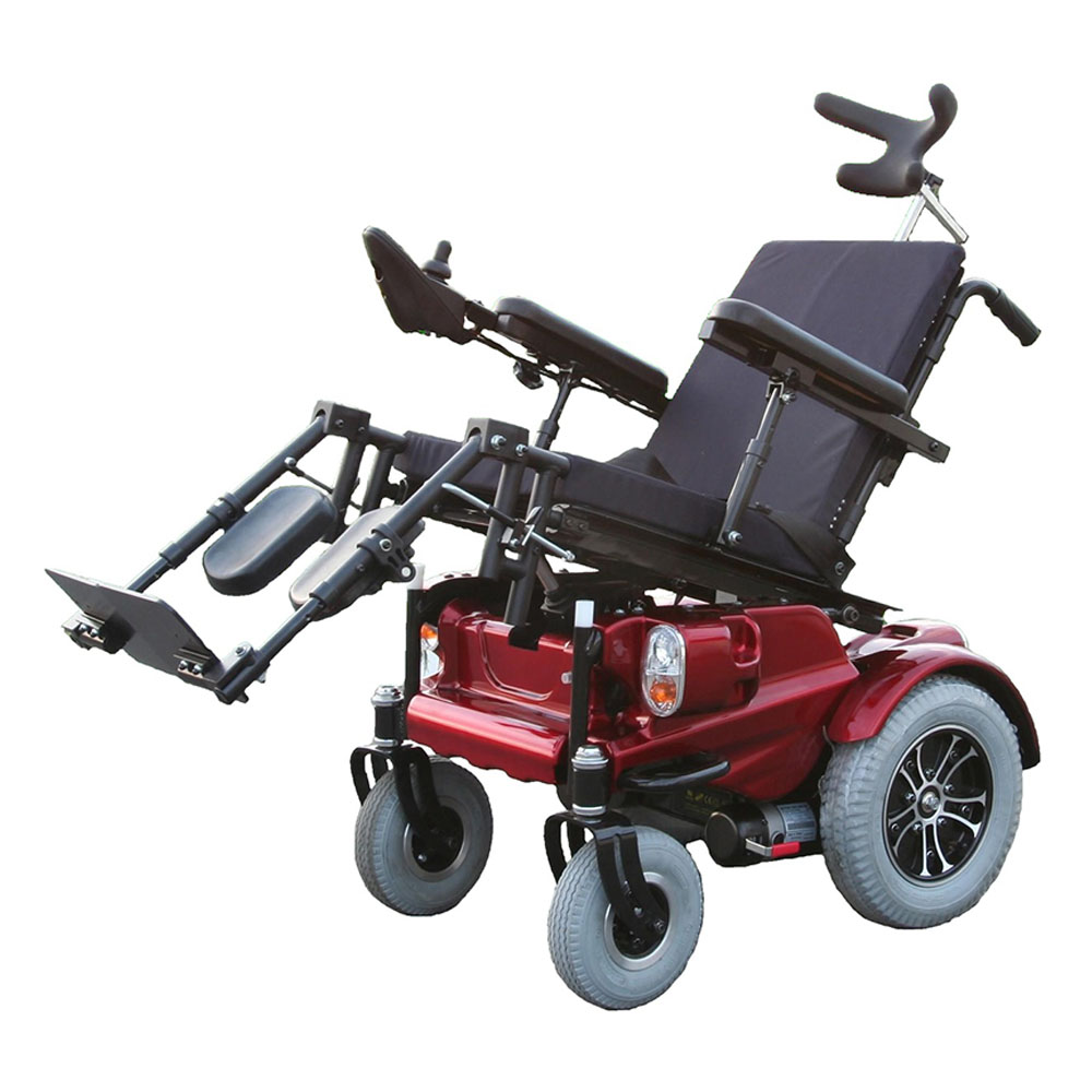 Comportable Power Wheelchiar